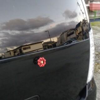 新品未使用 ワイパーアクセサリー カスタム 水洗ハンドル ワイパーキャップ(車外アクセサリ)