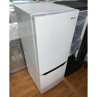 (洗浄済)ハイセンス:冷蔵庫 150L 2018年製 【名古屋市内配送無料】(冷蔵庫)