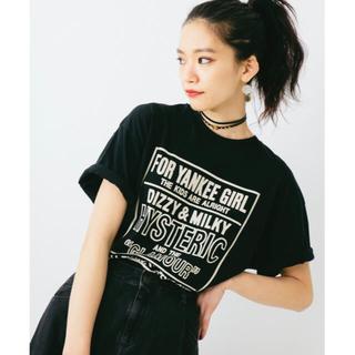ヒステリックグラマー(HYSTERIC GLAMOUR)のTee(Tシャツ/カットソー(半袖/袖なし))