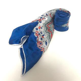 ロキエ(Lochie)の古着 ペイズリー エスニック ビンテージ スカーフ 7(バンダナ/スカーフ)