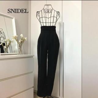 snidel - 【美品】スナイデル スラックス
