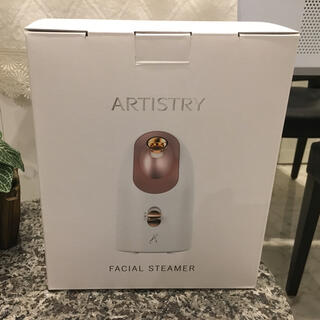 Amway - 新品   未使用 箱未開封 アムウェイ  フェイシャルスチーマー