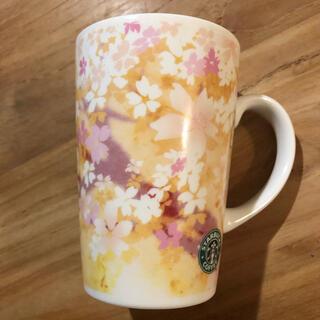スターバックスコーヒー(Starbucks Coffee)の美品 スタバ 桜 タンブラー スターバックス 限定(タンブラー)