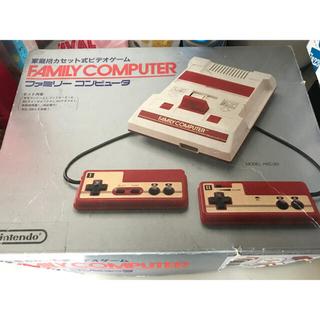 ファミリーコンピュータ - 【Nintendo】ファミリーコンピュータ&ソフト6本