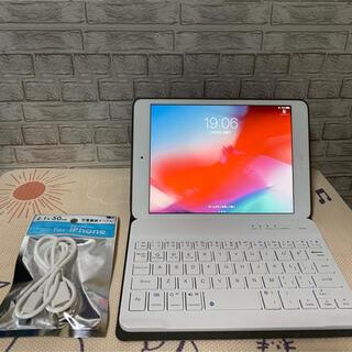iPad - 【美品】iPad mini2 128GB Wi-Fiモデル キーボード付き