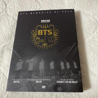 防弾少年団(BTS) - bts memories of 2014 dvd 美品