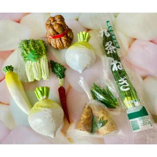リーメントぷちサンプルシリーズ プチ 京野菜 スーパーマーケット やおやさん