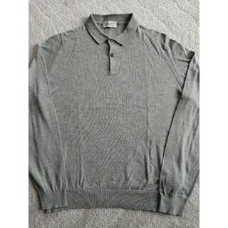 ジョンスメドレー(JOHN SMEDLEY)のJOHN SMEDLEY ジョンスメドレー シーアイランドコットン ポロシャツ(ポロシャツ)