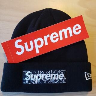 Supreme - Supreme × New Era ニット帽