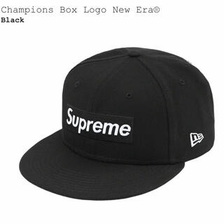 シュプリーム(Supreme)のSupreme Champion Box Logo New Era Cap(キャップ)
