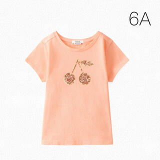 Bonpoint - 新品未使用  Bonpoint  Tシャツ  6A