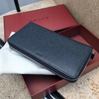 バリー(Bally)のほぼ新品・バリーラウンド長財布(財布)