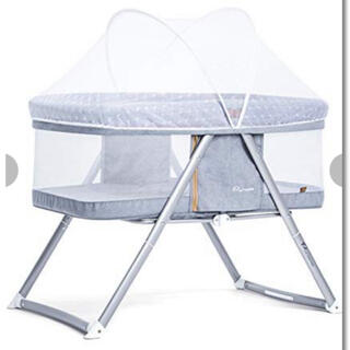 蚊帳付きベビーベッド