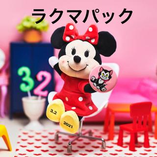 Disney - nuiMOs ぬいぐるみ ミニー フィガロ缶バッジ付 MINNIE DAY