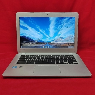 東芝 - TOSHIBA Chromebook CB30/M