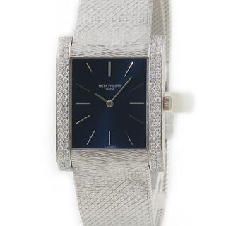 パテックフィリップ(PATEK PHILIPPE)のパテックフィリップ  ゴンドーロ 3553/2G 手巻き メンズ 腕時計(腕時計(アナログ))