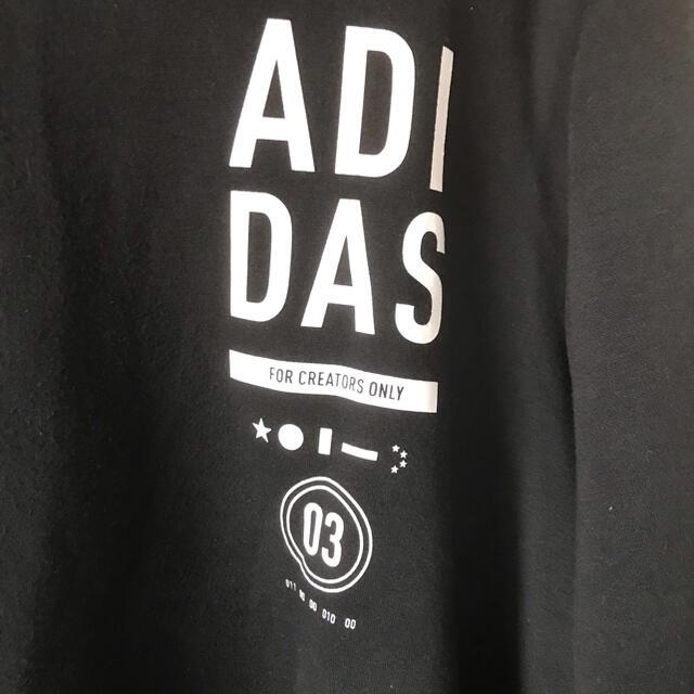 adidas(アディダス)のadidas アディダス スウェット トレーナー クルーネック メンズのトップス(スウェット)の商品写真
