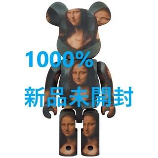 メディコムトイ(MEDICOM TOY)のBE@RBRICK Leonard de vinci Mona Lisa 2(その他)