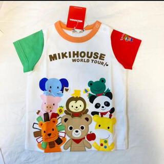 mikihouse - ミキハウス マルチ Tシャツ