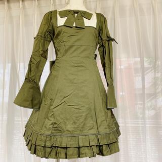 ヴィクトリアンメイデン(Victorian maiden)のVictorian Maiden クレアワンピース(ひざ丈ワンピース)