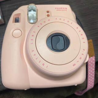 富士フイルム - チェキ intax mini8 インスタントカメラ FUJIFILM