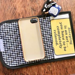 108 iPhone7用スヌーピー手帳型スマホケース(モバイルケース/カバー)