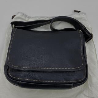 土屋鞄製造所 - 土屋鞄 トーンオイルヌメ ショルダーバック 限定ブラック