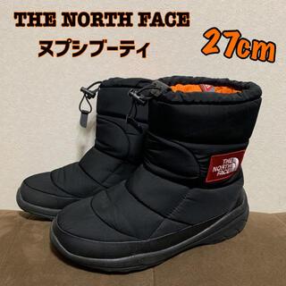 THE NORTH FACE - 【ヌプシブーティ】ノースフェイス Nuptse ウォータープルーフ 雪山 登山