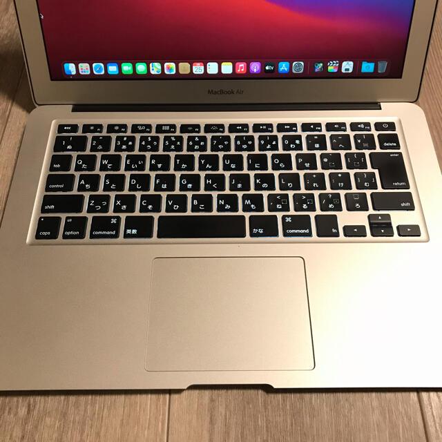 Apple(アップル)の早い者勝ち❗オフィス付MacBook Air2015‼️13インチ❗ スマホ/家電/カメラのPC/タブレット(ノートPC)の商品写真