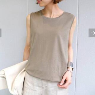 ドゥーズィエムクラス(DEUXIEME CLASSE)のDeuxieme Classe terrific Tシャツ ノースリーブ(Tシャツ(半袖/袖なし))