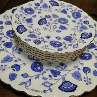 ジバンシィ(GIVENCHY)のジバンシィ GIVENCHY 大皿 小皿♪♪パーティーセット(食器)