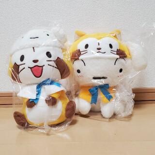 BANDAI - クレヨンしんちゃん&ラスカル でっかいぬいぐるみ 2点セット