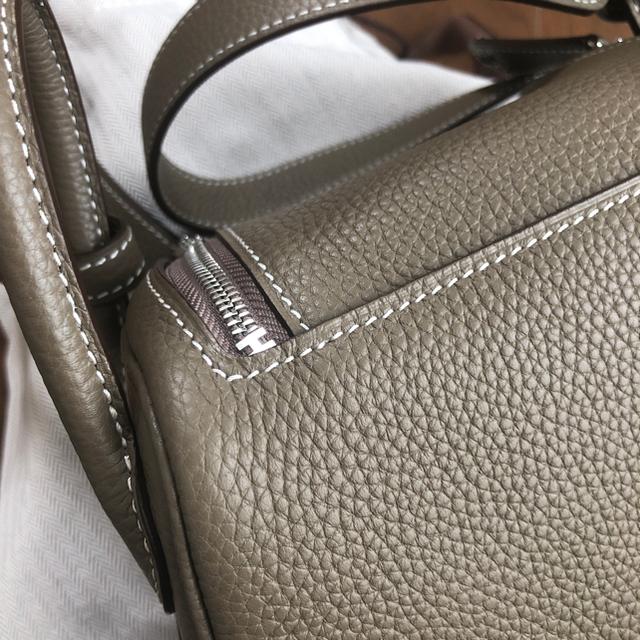 ハイクオリティ オーダー 本革バッグ ミニリンディ タイプバッグ レディースのバッグ(ショルダーバッグ)の商品写真