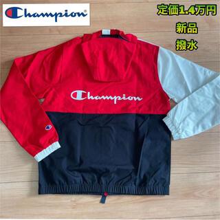 Champion - 新品チャンピオンゴルフフルジップジャケットメンズ撥水Mサイズ