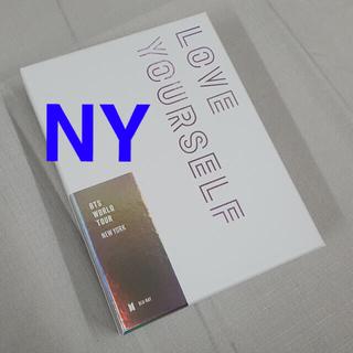 防弾少年団(BTS) - BTS LYS NEWYORK ニューヨーク Blu-ray ブルーレイ