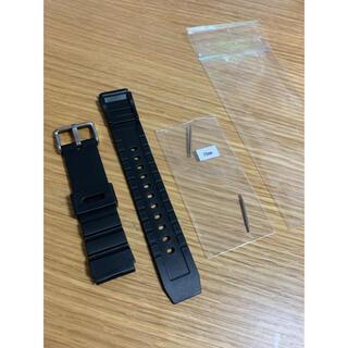 腕時計ベルト ブラック 18mm