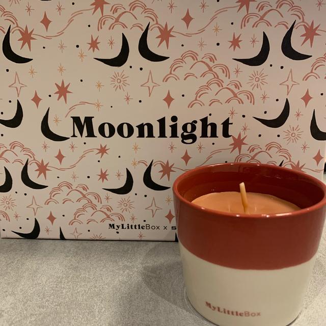 MyLittle BOX マイリトルボックス アロマキャンドル コスメ/美容のリラクゼーション(キャンドル)の商品写真