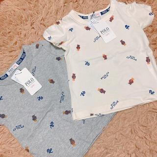 ポロラルフローレン(POLO RALPH LAUREN)の専用    しまむら polo ポロベア Tシャツ 90(Tシャツ/カットソー)