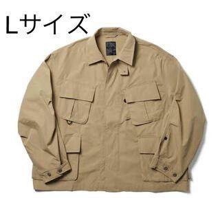 ダイワ(DAIWA)のDAIWA PIER39 Tech Jungle Fatigue Jacket(ミリタリージャケット)