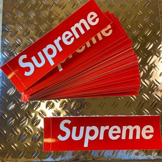 シュプリーム(Supreme)のSupremeステッカー 20枚 正規品 送料無料(その他)