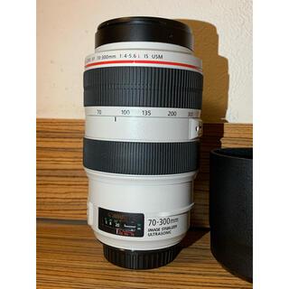 Canon - 美品キヤノンcanon EF70-300mm f4-5.6L IS USM