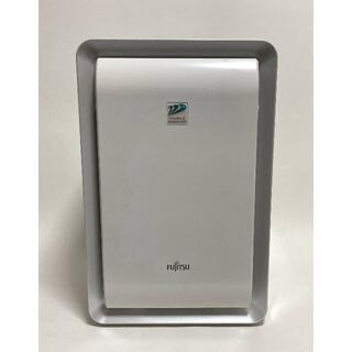 フジツウ(富士通)の動作確認済 加湿脱臭機 富士通 加湿器 脱臭器 DAS-303B-W(加湿器/除湿機)
