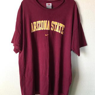 ナイキ(NIKE)のNIKE ナイキ Tシャツ カレッジ ALIZONA STATE(Tシャツ/カットソー(半袖/袖なし))