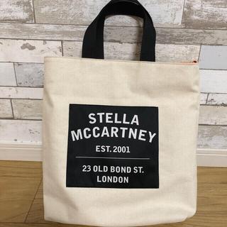 Stella McCartney - 最終価格/ステラマッカートニー ロゴパッチ トートバッグ