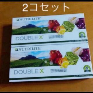アムウェイ(Amway)のアメリカ製 海外版 アムウェイ ダブルX 62粒ずつ 賞味期限2022年 3月(ビタミン)
