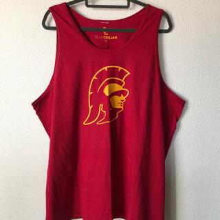 アメリカンカレッジ USC タンクトップ(タンクトップ)