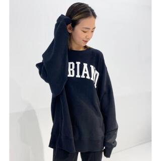 L'Appartement DEUXIEME CLASSE - 新品☆ AMBIANTスウェット