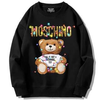 モスキーノ(MOSCHINO)のMOSCHINO トレーナー モスキーノ(トレーナー/スウェット)