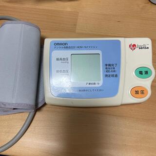 OMRON - omron デジタル自動血圧計