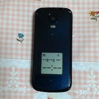 キョウセラ(京セラ)の簡単ケータイ  K012(携帯電話本体)